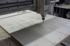 Production of CNC Pyroprinter