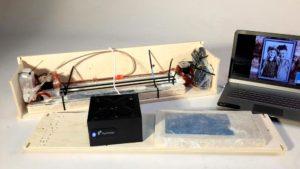 CNC Pyroprinter - box-table