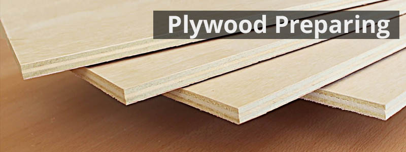 plywood prep