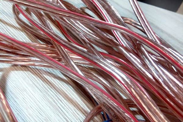 Pyroprinter has copper wires